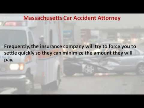 Massachusetts Car Accident Attorney