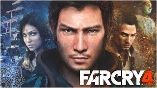 Стать королем - Сюжетный трейлер | Far Cry 4 [PSN] [RU]