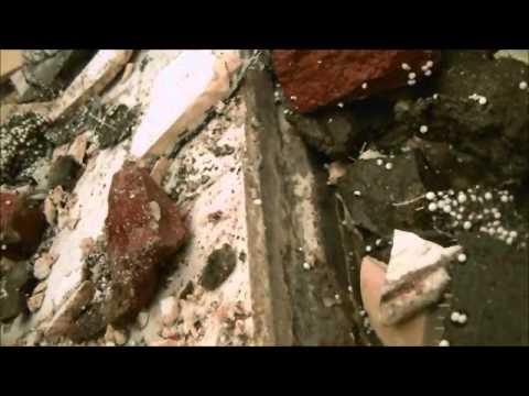 HORRIBLE Shower Bench FAILURE  !!! Made of cinder block