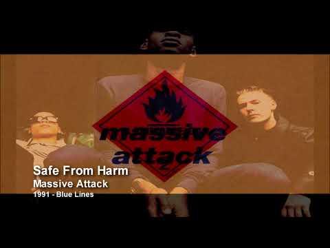 Massive Attack - (1991) Blue Lines [Full Album]