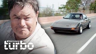 A essência de um Mazda RX 7 | Joias sobre rodas | Discovery Turbo Brasil
