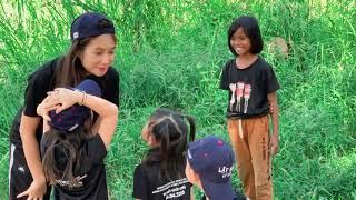 Học Chào và Tạm Biệt bằng tiếng Chăm cùng gia đình Lý Hải Minh Hà