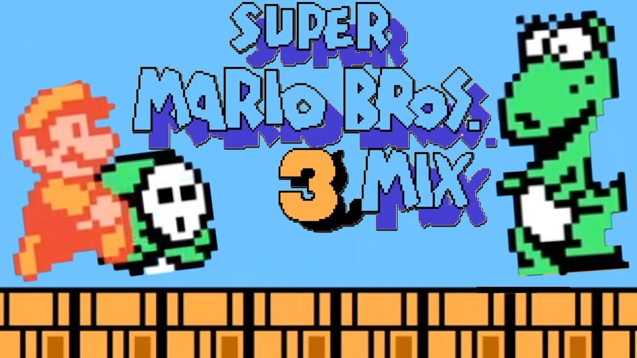 Super Mario Bros 3 Mix