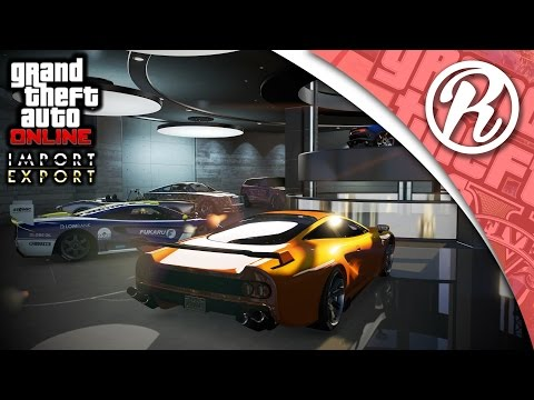 [GTA5] IMPORT / EXPORT DLC LIVE - Royalistiq (Nederlands)   Livestream #34