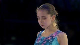 Камила Валиева. Показательные выступления. Чемпионат мира по фигурному катанию среди юниоров 2020
