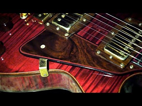 THE Fanciest Les Paul EVER Made | Steve Howe's 1976 Gibson The Les Paul Wine Red | Review + Demo
