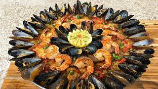 The Ultimate Paella - Chef Jean-Pierre