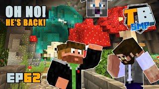 GIANT FANTASY MUSHROOMS and more shennanigans!   Truly Bedrock Season 2 [62] Minecraft Bedrock SMP62