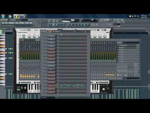 Jay Hardway - Golden Pineapple (Fl Studio Remake)
