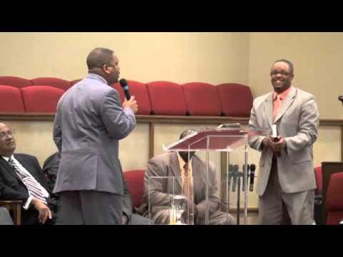 Blessed Faith Ministries: Sacramento Metropolitan District Meeting