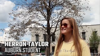 Auburn student who chased Toomer's Corner fire suspect shares her story