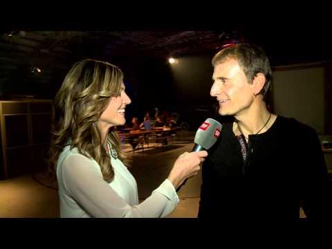 Interview mit Bernhard nach der Blind Audition