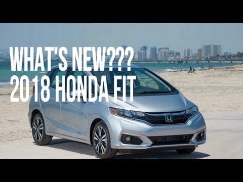 [NEW] 2018 Honda Fit | Subcompact Car