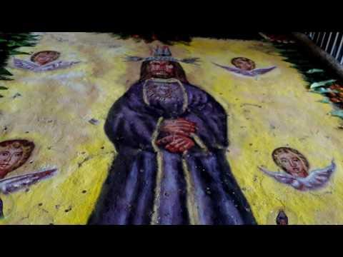 Jesús de los tres Caminos Tepactepec 2017