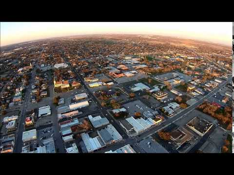 Belton, Texas - Downtown & River Chutes