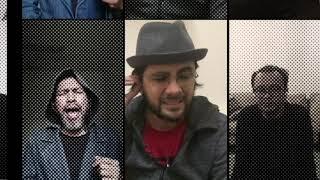 BILA RINDU Live - Ruffedge | Dato'Acis Homemade|Quarantine Days