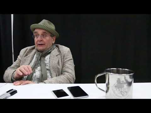 Sylvester McCoy  about Dr. Who & being an orphan