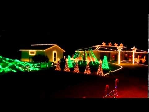 2014 Christmas Lights to Music Sandstorm - 2014 Christmas Lights To Music Sandstorm - YouTube