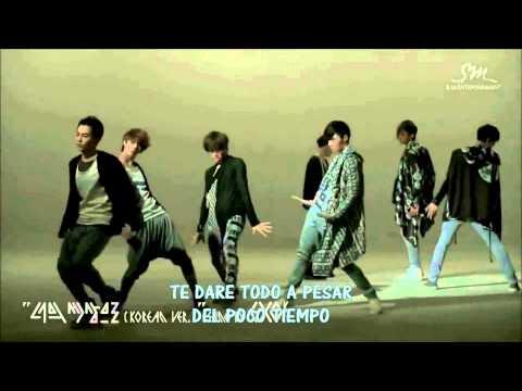 EXO Baby Don't Cry (Kor. Ver.) Sub Español