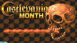 Super Castlevania IV (SNES) - CastleMaynia [Castlevania Month 2019]