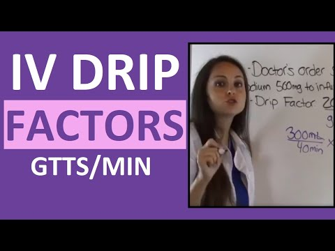 dosage-calculations-for-nursing-students-on-iv-drip-rate-factors-made-easy-(video-4)