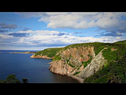 GGC - 32 - World Famous Cabot Trail on Cape Breton Island, Nova Scotia