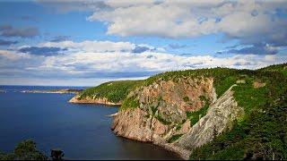 GGC - 32 - World Famous Cabot Trail on Cape Breton Island, Nova Scotia