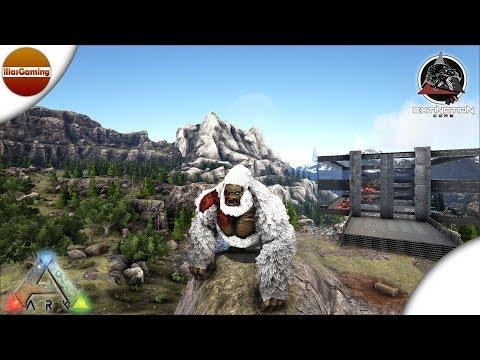 Κάνουμε tame boss Megapithecus! ARK Extinction Core E20 (Greek gameplay)
