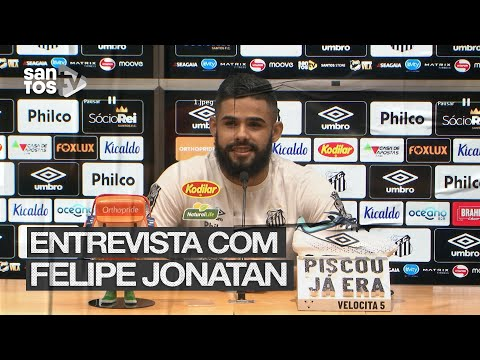 FELIPE JONATAN | ENTREVISTA  (16/08/20)
