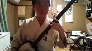 Tsugaru shamisen Oyama Style(the largest group of Tsugaru Shamisen)...