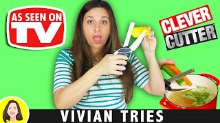 Clever Cutter Review | As Seen on Tv