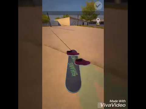 Skater app: Realistic skating!!!