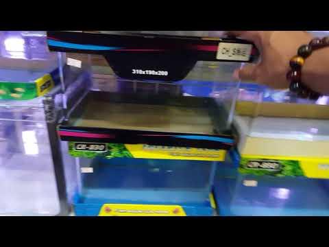 ร้านขายตู้ปลาสวยงามและอุปกรณ์เลี้ยงปลาทุกชนิด