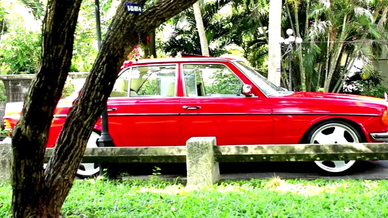 Mercedes Benz W123 Amg By Maxky W123 Owner S Club Hd 720 Youtube
