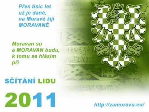 Moravský jazyk a národnost - stanovisko ČSÚ