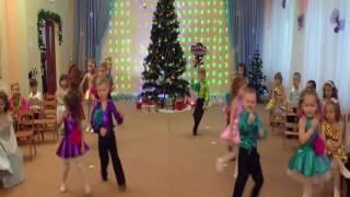 Танец Новый год (средняя группа) д/с №306 Одесса