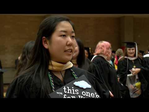 2017 University of Denver Commencement