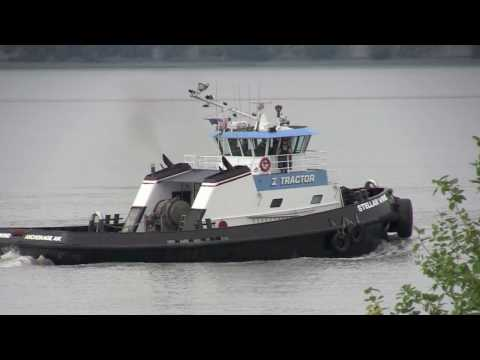 COOK INLET TUG & BARGE