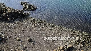 ALONE: 15 Minute Guided Meditation | A.G.A.P.E. Wellness