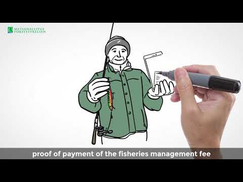 Fisheries Management Fee In Finland - For The Benefit Of Fishes And Fishers