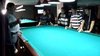 Бильярд. Городской турнир. Судак-2010.wmv