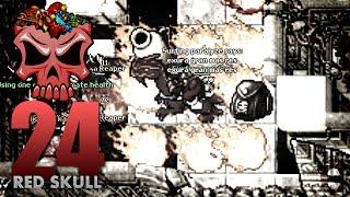 RED SKULL VACILÃO #24