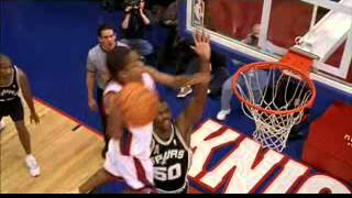 Calvin Cambridge (Lil Bow Wow) Against The Spurs on Like Mike