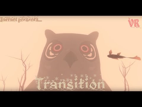 Peace at last in TRANSITION! ~ Oculus Rift VR