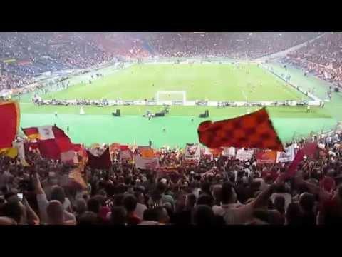 Roma Bayern Monaco 2014/15 Campo Testaccio