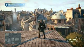 Assassin's Creed® Unity: Parkour Gameplay
