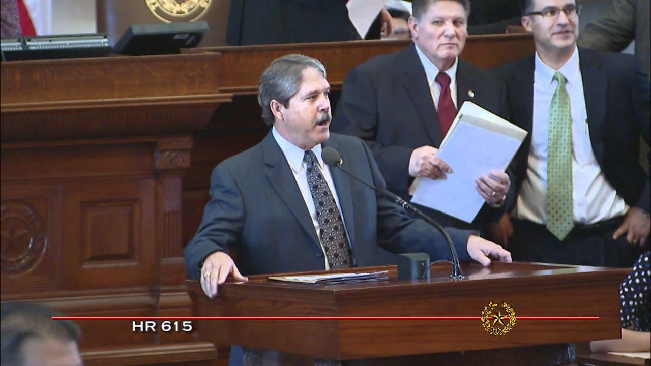 Texas House Of Representatives HR 615