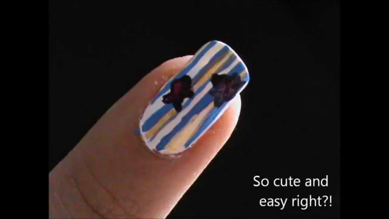 - Cute Teen: EASY Nail Designs For Beginners! - YouTube