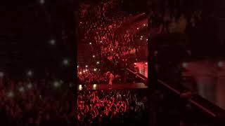 all the good girls go to hell Billie Eilish live Where Do We Go Tour Miami