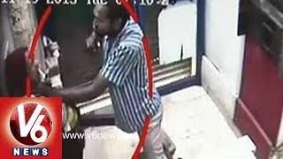 Attack in ATM in Banglore - Lack of Security Guards